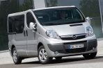 Car specs and fuel consumption for Opel Vivaro Vivaro