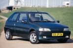 Car specs and fuel consumption for Peugeot 106 1- series
