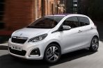 Car specs and fuel consumption for Peugeot 108 108