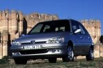 Car specs and fuel consumption for Peugeot 106 2- series