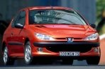 Car specs and fuel consumption for Peugeot 206 206- Hatchback