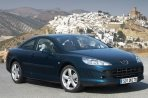Car specs and fuel consumption for Peugeot 407 Coupe