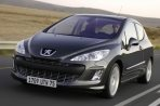 Car specs and fuel consumption for Peugeot 308 Hatchback