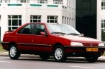 Car specs and fuel consumption for Peugeot 405 Sedan