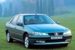 Car specs and fuel consumption for Peugeot 406 Sedan