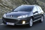 Car specs and fuel consumption for Peugeot 407 StationWagon