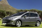 Car specs and fuel consumption for Peugeot 308 StationWagon