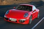 Car specs and fuel consumption for Porsche 911 Carrera 4S