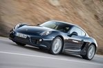 Car specs and fuel consumption for Porsche Cayman Cayman