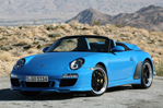 Car specs and fuel consumption for Porsche 911 Speedster