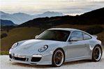 Car specs and fuel consumption for Porsche 911 Sport Classic
