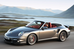 Car specs and fuel consumption for Porsche 911 Turbo Cabrio