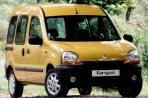 Car specs and fuel consumption for Renault Kangoo 1- series