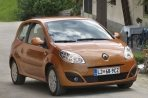 Car specs and fuel consumption for Renault Twingo 2- series