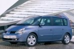 Car specs and fuel consumption for Renault Espace 4- series