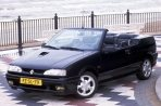 Car specs and fuel consumption for Renault 19 Cabrio