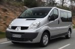 Car specs and fuel consumption for Renault Trafic Trafic