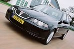 Car specs and fuel consumption for Rover 45 45