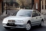 Car specs and fuel consumption for Rover 600 620