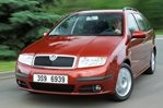 Car specs and fuel consumption for Skoda Fabia 1- series (6Y)- StationWagon