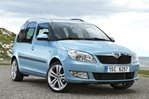 Car specs and fuel consumption for Skoda Roomster 1- series- Facelift