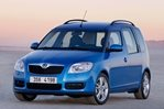 Car specs and fuel consumption for Skoda Roomster 1- series