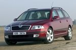 Car specs and fuel consumption for Skoda Octavia 2- series (1Z)- StationWagon