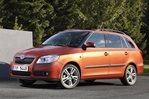 Car specs and fuel consumption for Skoda Fabia 2- series (5J) StationWagon