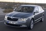 Car specs and fuel consumption for Skoda Superb 2- series
