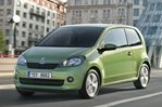 Car specs and fuel consumption for Skoda Citigo Citigo