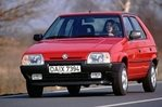 Car specs and fuel consumption for Skoda Favorit Favorit
