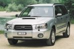 Car specs and fuel consumption for Subaru Forester 1- series (SF)