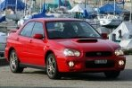 Car specs and fuel consumption for Subaru Impreza 2- series