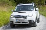 Car specs and fuel consumption for Subaru Forester 3- series (SH)