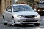 Car specs and fuel consumption for Subaru Impreza 3- series