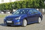 Car specs and fuel consumption for Subaru Legacy 5- series