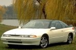 Car specs and fuel consumption for Subaru SVX SVX