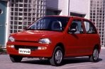 Car specs and fuel consumption for Subaru Vivio Vivio