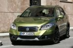 Car specs and fuel consumption for Suzuki SX4 2- series