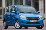 Car specs and fuel consumption for Suzuki Celerio Celerio