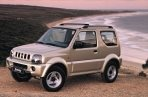 Car specs and fuel consumption for Suzuki Jimny Jimny