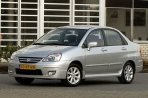 Car specs and fuel consumption for Suzuki Liana Liana