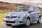 Car specs and fuel consumption for Toyota Verso 1- series, Facelift