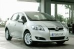 Car specs and fuel consumption for Toyota Auris 1- series