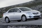 Car specs and fuel consumption for Toyota Corolla 10- series (E140/150)