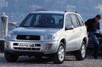 Car specs and fuel consumption for Toyota RAV4 2- series (XA20)