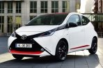 Car specs and fuel consumption for Toyota Aygo 2- series