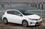 Car specs and fuel consumption for Toyota Auris 2- series