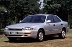 Car specs and fuel consumption for Toyota Camry 3- series (V30)