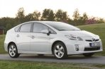 Car specs and fuel consumption for Toyota Prius 3- series (XW30)